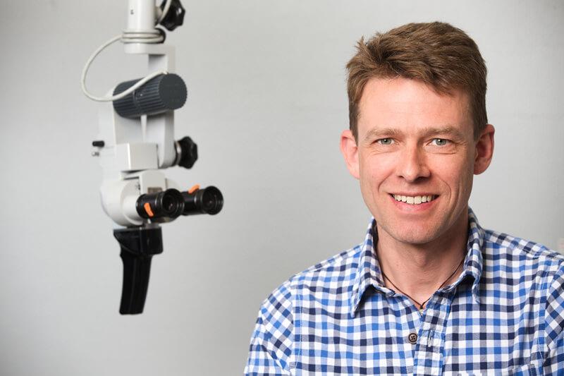Foto von Dr. med. Matthias Bosse
